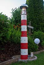 Ein kleiner Leuchtturm